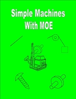 Simple Machines Coloring Book