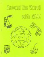 Around the World with MOE Coloring Book