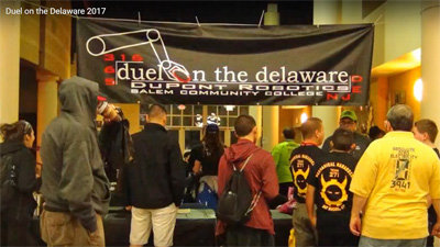 2017 Duel on the Delaware Action Vlog