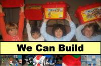 We Can Build - Picture Storybook