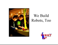 We Build Robots Too - Picture Storybook
