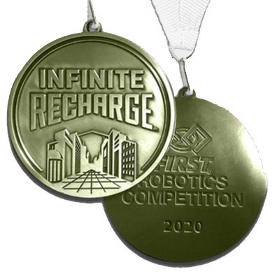 Hatboro-Horsham Winner Medal