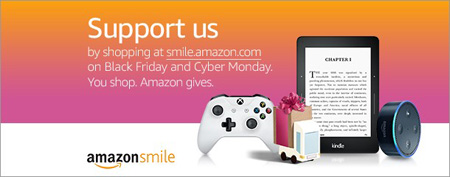 Amazon Smile link for MOE benefit
